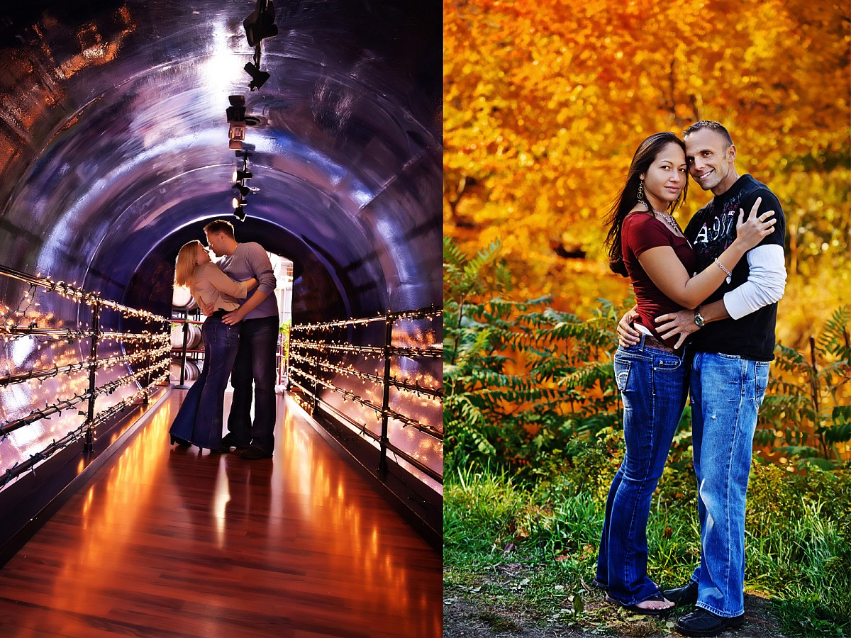Engagement-Tunnel-Twinkle-Lights-Fall-Fire-Red-Woods.jpg