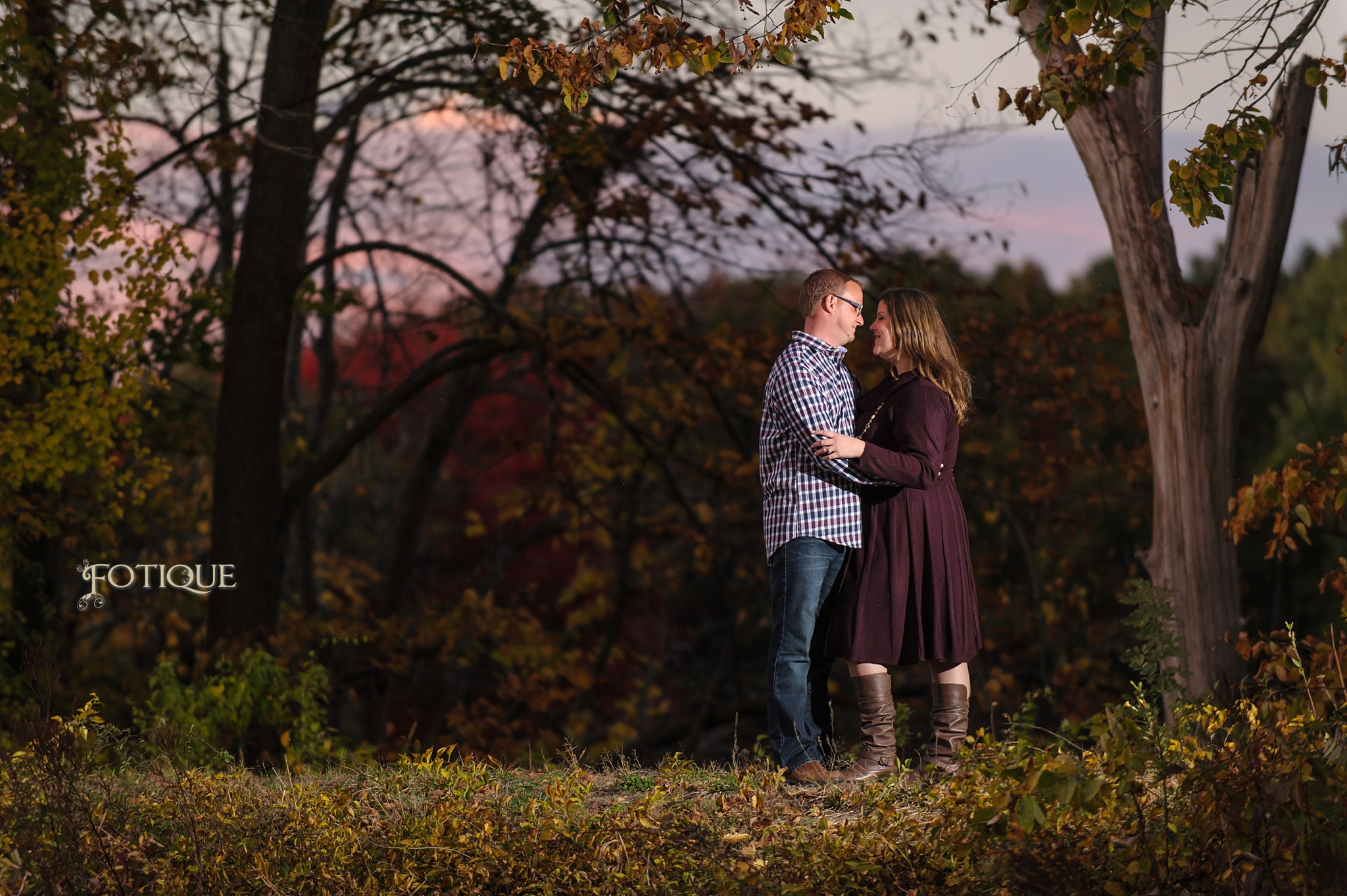 Kristina & Adam Engaged ~ Fotique ~ South Shore Wedding